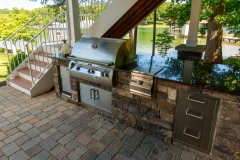 8 - Outdoor Kitchen